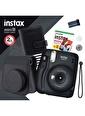 Fujifilm instax mini 11 Siyah Fotoğraf Makinesi ve Hediye Seti 1 Siyah